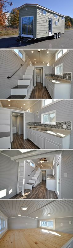 The Bayview tiny house (368 Sq Ft)