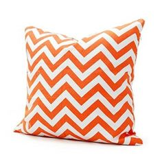 Zig Zag/ Chevron cushion from Amazon (approx. £9).