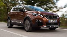 """""""The latest Peugeot 3008 is a deeply impressive SUV with a competent driving experience, low running costs and a state-of-the-art interior. Suv Reviews, Peugeot 3008, Automobile, Fast Cars, Design Process, Luxury Cars, Classic Cars, Point, Motors"""