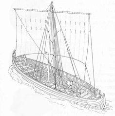 22 Best Viking Ship Rigging Images Viking Ship Vikings