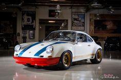 Magnus Walker's 2nd 1972 Porsche 911 STR- even more droool....