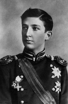 His Royal Highness Crown Prince Boris of Bulgaria (1894-1943)