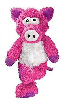 KONG Cross Knots Pig Toy SmallMedium *** Want additional info? Click on the image. #tagblender