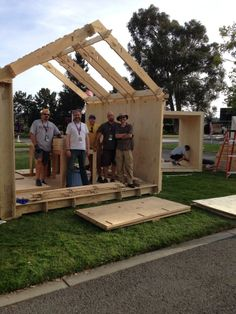 WikiHouse MakerFaire San Fransisco