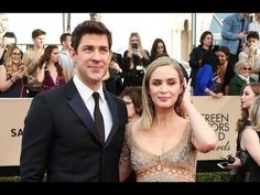 """Emily Blunt thinks her two daughters prefer their father John Krasinski to her.The 35-year-old actress married John back in 2010 and the couple have two young daughters together - four-year-old Hazel and 20-month-old Violet - but although she'd like to be the kids' favourite they tell her that daddy is the best.Speaking to 'Entertainment Tonight' Emily said: """"They like John even more than me which is slightly upsetting at times.""""When I ask the little one like 'Who is your best friend?' She'"""