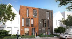 Brick house | Kavelwoning.nl