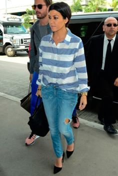 Top 10 Celebrity Casual Fashion Trends for 2019 Casual Fashion Trends, 2014 Fashion Trends, Kardashian Style, Kourtney Kardashian, Kardashian Fashion, Kardashian Family, Celebrity Outfits, Celebrity Style, Casual Outfits