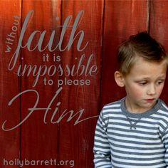 Believe that He exists | Holly Barrett #SundayReflection #ReclaimingaRedeemedLife #BGBG2