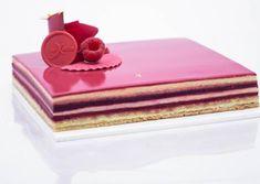 Elegant Desserts, French Desserts, Beautiful Desserts, Gorgeous Cakes, Chocolate Mousse Cake, Chocolate Desserts, Opera Patisserie, Thermomix Desserts, Dessert Recipes