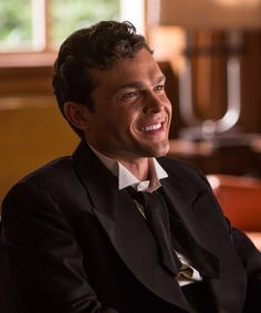 "Alden Ehrenreich, who starred in ""Stoker"" and ""Blue Jasmine"" also performs in the new Coen Brothers film, ""Hail, Caesar!"""