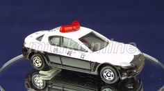 TOMICA 044F MAZDA RX-8 RX8 PATROL CAR | 1/59 | CHINA | 044F-01 | FIRST Old Models, Buses, Mazda, Diecast, Auction, Japanese, Toys, Ebay, Collection