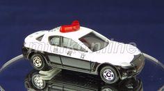 TOMICA 044F MAZDA RX-8 RX8 PATROL CAR | 1/59 | CHINA | 044F-01 | FIRST
