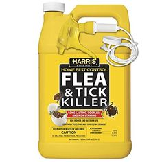Harris Flea and Tick Killer, Gallon Spray -- Read more reviews of the product by visiting the link on the image.
