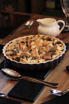bread pudding by nigella