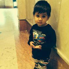 Zanko chavoshi .. mohsen chavoshi's  lovely son