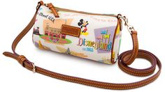 Retro Disneyland handbag
