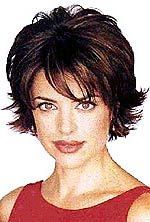 ... rinna hairstyle on Pinterest | Lisa rinna, Hairstyles and Short shag