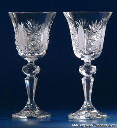 sklenice brousene vodka