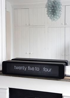 Karlsson Time Talk Flip Clock - This calendar clock has a bit of a retro feel about it and is all you need to add a bit of definition to any lifeless room. Time is displayed every 5 minutes in English.