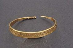 Viking age / Gold bracelet / Gotland