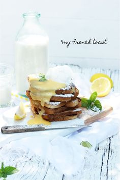 My French toast !!