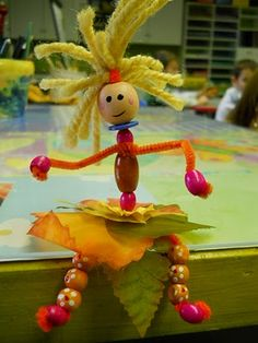 These adorable fall fairies make for a great project using beads, pipe cleaners, and yarn. let your creativity fly and …
