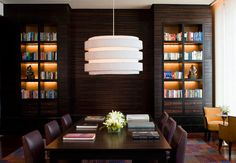 Mumbai Convention Centre Hotel- Executive Lounge Library