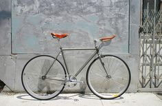 Silver by Mission Bicycle, via Flickr