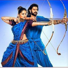 Image may contain: 2 people Bahubali 2 Full Movie, Bahubali Movie, Bollywood Cinema, Bollywood Actors, Prabhas Actor, Prabhas And Anushka, Allu Arjun Images, Anushka Photos, Prabhas Pics