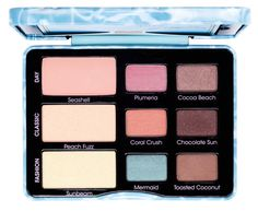Too Faced Summer Eyes Shadow Collection 2013