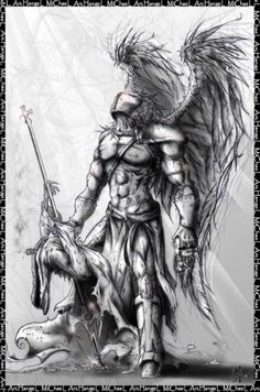 Archangel michael-Nevermore by