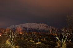 Night in Utah