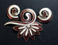 Margot de Taxco 5794  Vintage Signed Sterling by FabGlamVintage