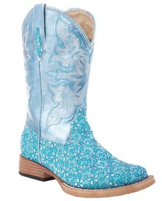 Dress your little girl up in adorable cowgirl boots with these Floral Glitter Western Boots by Roper. These boots feature a western scroll design along its Pink Cowgirl Boots, Western Boots, Western Saddles, Cowgirl Style, Western Wear, Roper Boots, Ugg Boots, Rain Boots, Wedding Boots