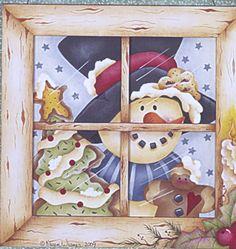 Viking Woodcrafts: Country Seasons Fall & Freezin' 08 by Karen Wisner