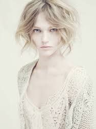 platinum blonde pale skin -