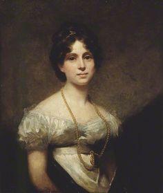 Henry Raeburn, Lady Abercromby, 1816 Follow the biggest painting board on Pinterest: www.pinterest.com/atelierbeauvoir