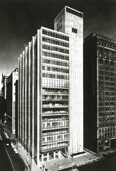 Inland Steel Building, Chicago, IL, USA (1957)