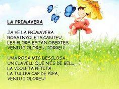 Poema: La Primavera