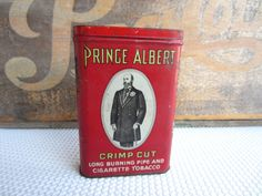 Do you have Prince Albert in a can? Back in the day when you could pull phone pranks before caller I. Answer better let him out. Is your refrigerator running? Better go catch it! Back In My Day, Practical Jokes, Oldies But Goodies, I Remember When, Prince Albert, Vintage Tins, Sweet Memories, My Memory, The Good Old Days