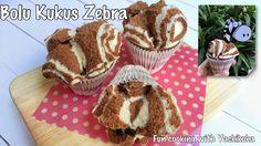 RESEP: Cara Membuat Bolu Kukus Zebra * Zebra Steam Cake