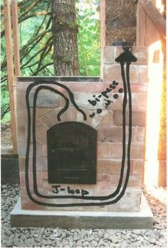 The Mini-Masonry Heater  Looking for a winter project that will keep you warm and toasty? Here are directions for building a small and super-efficient masonry heater out of fire bricks, from MOTHER EARTH NEWS magazine.
