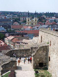 Budapest, Budai Vár középkori része