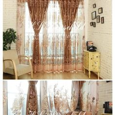luxurious curtains