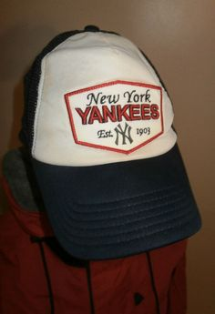 6069eeb5fd1 New Era NY New York Yankees Baseball Cap Sports Hat Snapback Major League   fashion  clothing  shoes  accessories  mensaccessories  hats (ebay link)