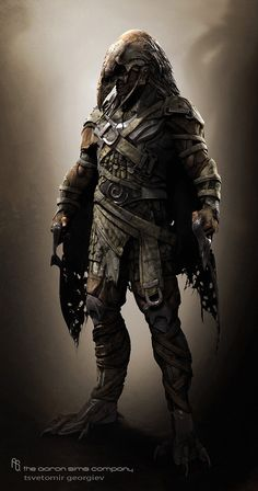 Raven Man 2 • (Concept Art) Tsvetomir Georgiev of The Aaron Sims Company
