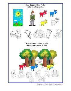 Mariaslekrum - Illustrerade sagor. Preschool, Education, Inspiration, Art, Fences, Biblical Inspiration, Art Background, Kunst, Nursery Rhymes