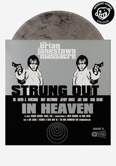 Brian Jonestown Massacre - Strung Out In Heaven Exclusive LP - Newbury Comics Exclusive Colored Vinyl pressing!