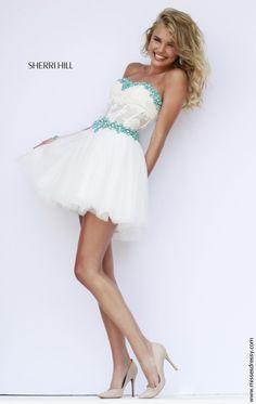 Sherri Hill 11216 Dress - MissesDressy.com