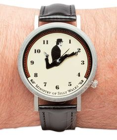 Unconventional Watch by Unemployed Philosopher Guild | Tododesign by Arq4design